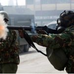 Five dead, several injured as police deny using live bullets