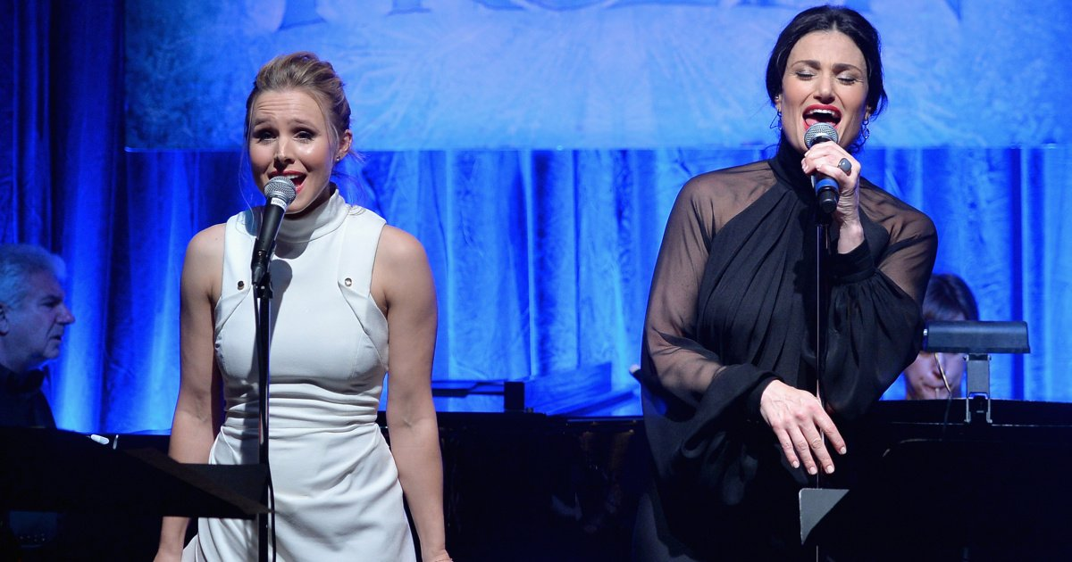 Frozen stars Kristen Bell and Idina Menzel to perform together during ABC holiday special:
