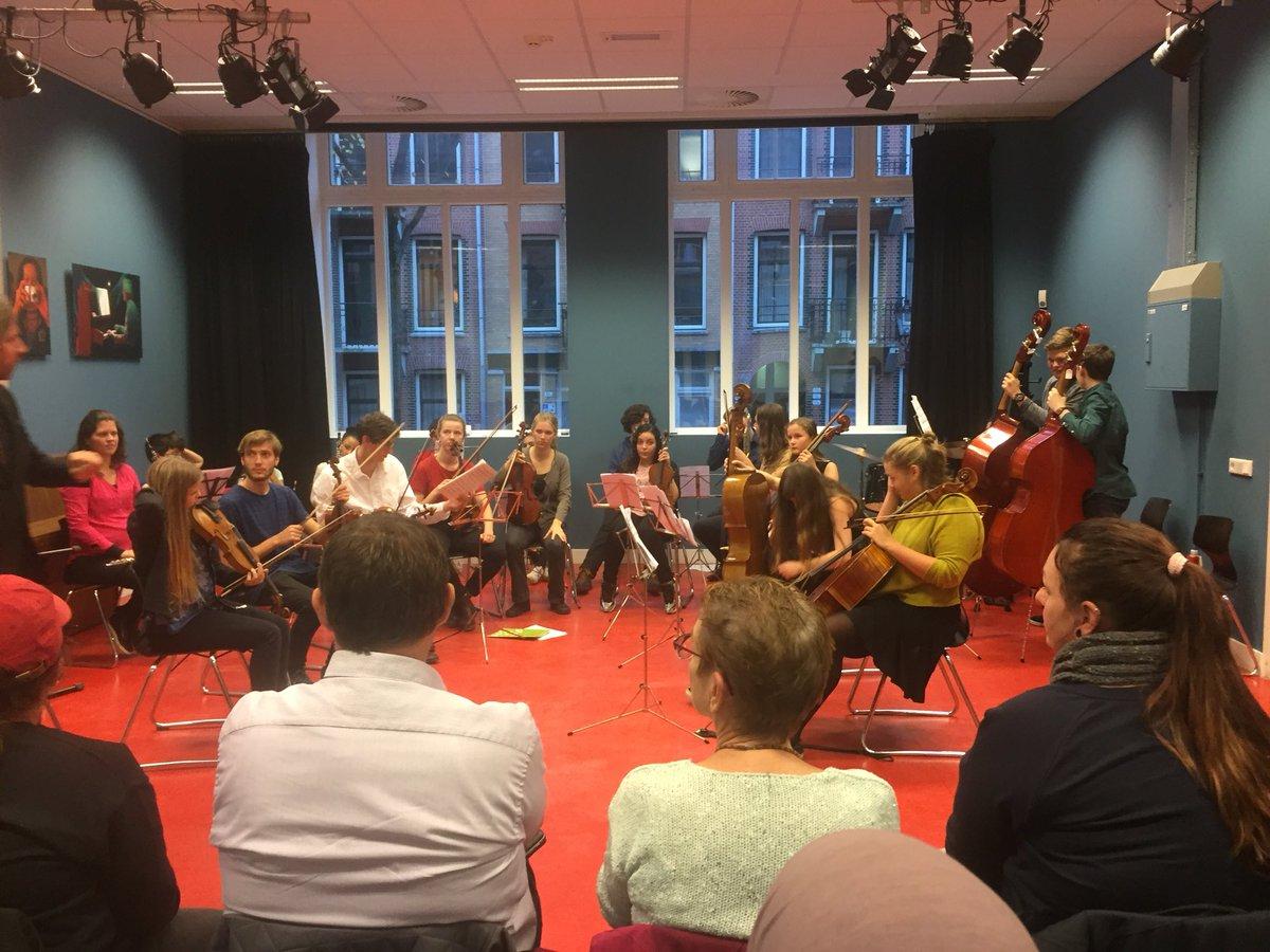 test Twitter Media - 12 plussers zijn begonnen met @sweelinckorkest leden in @Meevaart #samenmuziekmaken #zoleuk! https://t.co/S8HUD33o6Y