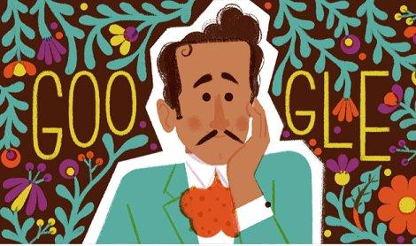 Así FESTEJA #Google los 100 años de #PedroInfante ��https://t.co/uLFPcHQZM2 https://t.co/FnPR7oj2Bs