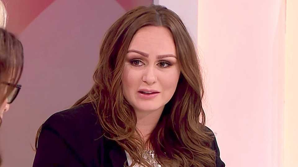Mum-of-two Chanelle Hayes hits back at trolls after her appearance on Loose Women