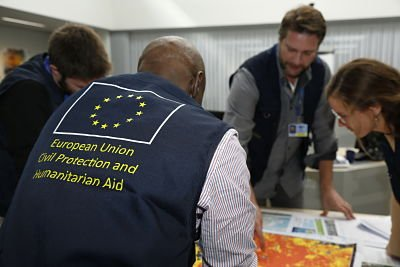 test Twitter Media - At the @EU_Commission's Emergency Response Coordination Centre we coordinate the delivery of civil protection assistance to disaster stricken countries ➞https://t.co/icZjcn46K8 #EUCivPro https://t.co/VzJJxnPJ7O