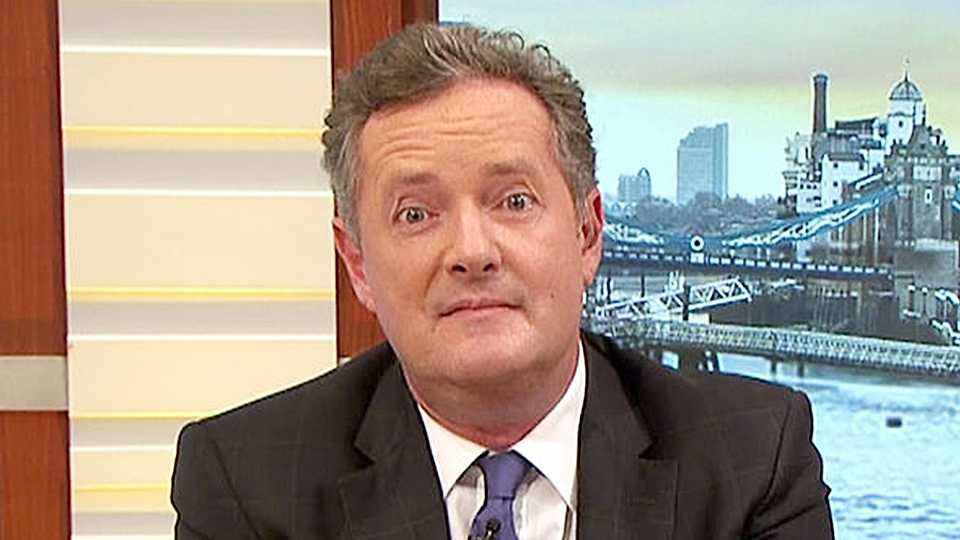 Sorry everyone, we will NEVER see Piers Morgan in the I'm A Celeb!
