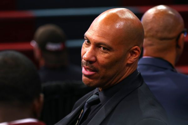"LaVar Ball on President Trump's role in UCLA freshmen's release ""Who?"""