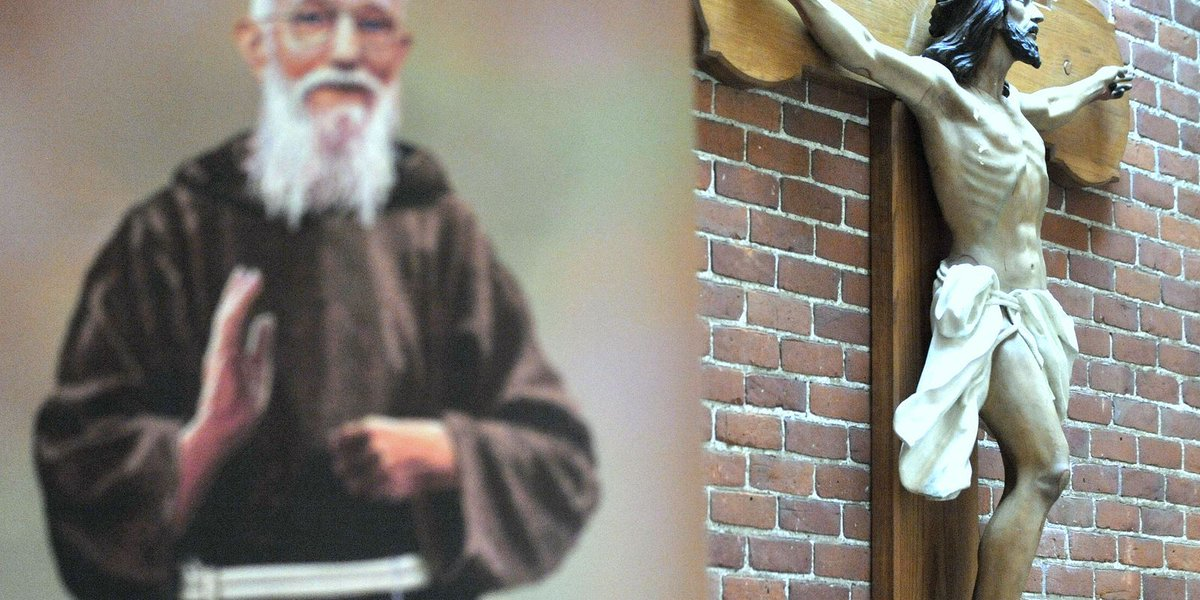 Getting to Rev. Casey's beatification