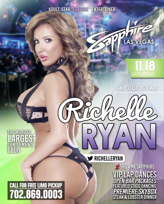 Getting ready for @TheSapphireLV tonight!!! Can't wait to see everyone! 1 show at Midnight + Pics & Lap