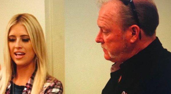 Christina El Moussa is grieving the loss of her friend Frank Miller.
