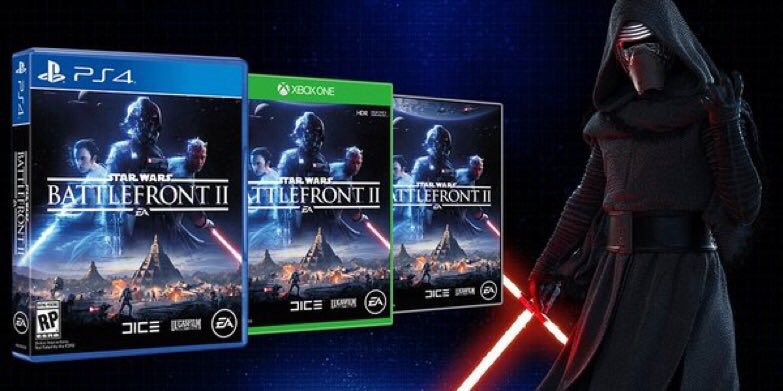 RT for a chance to win a Star  star wars battlefront 2