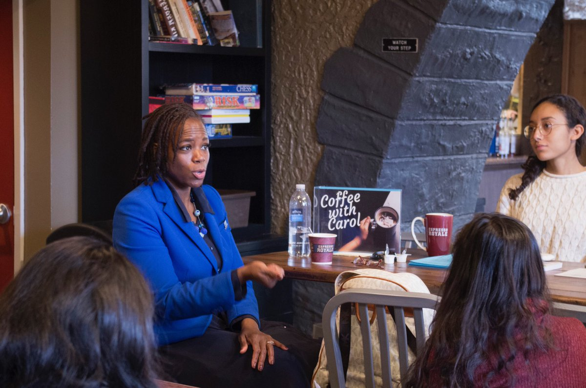 test Twitter Media - Thank you to @espressoroyale for hosting us at Coffee with Carol yesterday morning. I enjoyed having an open discussion with everyone who took the time to have coffee with me https://t.co/oiHCG0wW2H