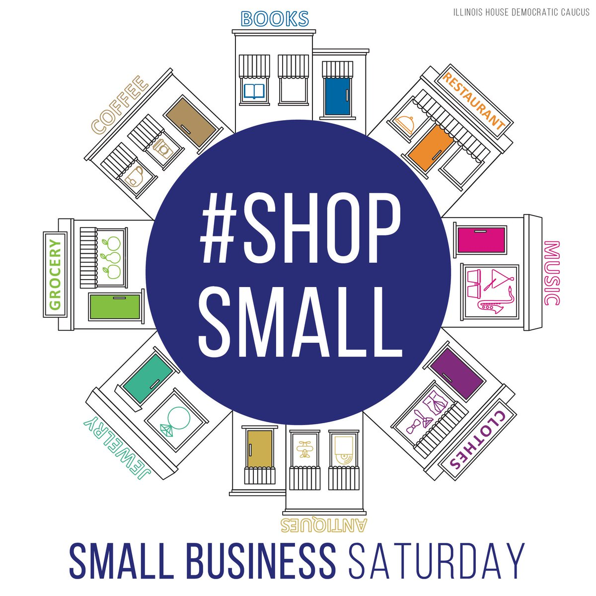 test Twitter Media - Next Saturday, November 25, 2017 is Small Business Saturday!  Nominate three small businesses in the 7th District that are deserving of recognition from our state, and I will visit three businesses next week to honor them!  Feel free to DM me your nominations ASAP! #Shopsmall https://t.co/UMLjzU9ZV4