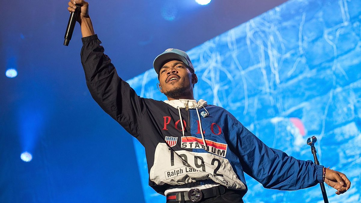 Chance The Rapper And Donald Glover Collaborated On One Of His SNL Sketches