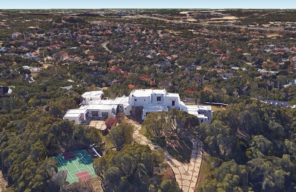 George Strait's hilltop castle for sale in San Antonio
