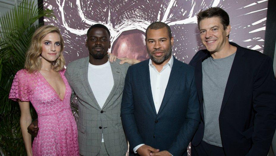 Jordan Peele and GetOut team celebrate fan-inspired art