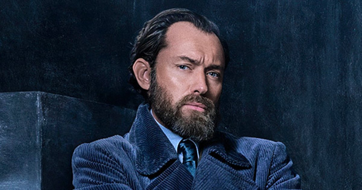 8 questions we have about Jude Law's role in the FantasticBeasts sequel: