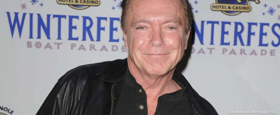 JUST IN David Cassidy hospitalized in critical condition with organ failure.