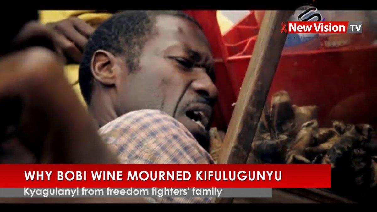 Why Bobi Wine had to mourn Sgt. Kifulugunyu