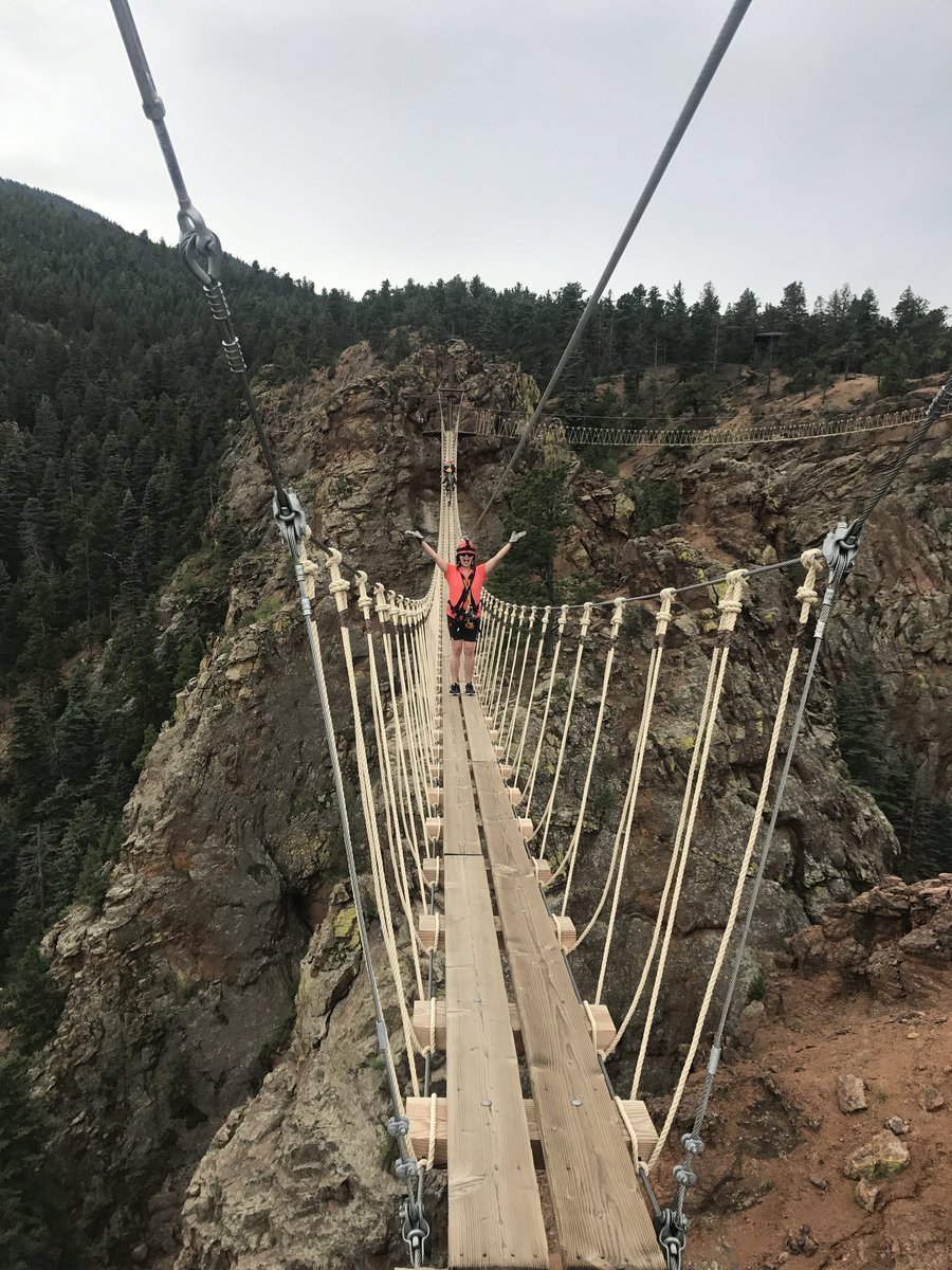 test Twitter Media - @SmarterTravel The Broadmoor's Soaring Adventure Fins Zipline Course in Colorado Springs. Awesome! @TheBroadmoor https://t.co/lKAndeQeoy