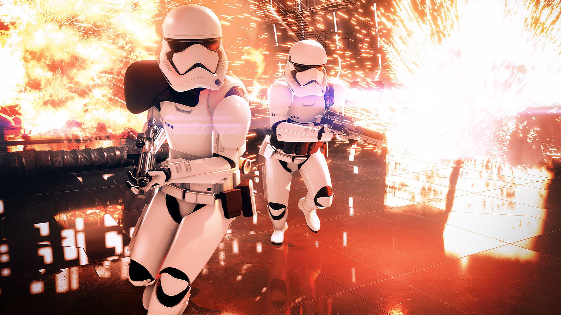 'Star Wars Battlefront II' is a great game that keeps dropping the ball https://t.co/twJ2a6FTkF https://t.co/zNEEYDRxdJ