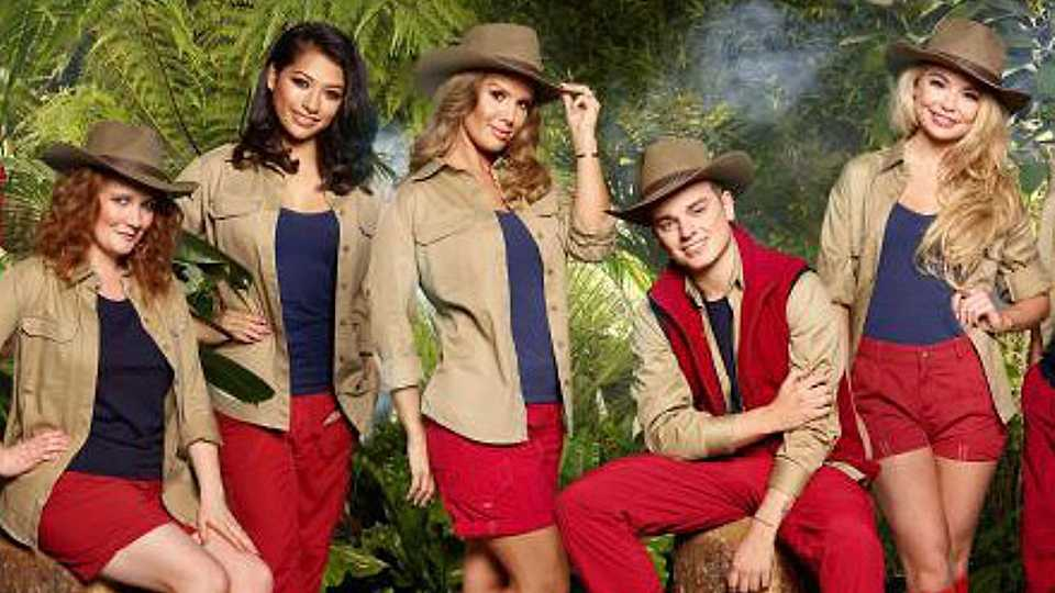 This is the REVOLTING reason I'm A Celeb contestants wear red socks