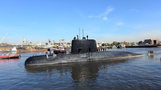 NASA joins search for missing Argentine submarine https://t.co/1Y33WeK1In https://t.co/A47AKbWcaP