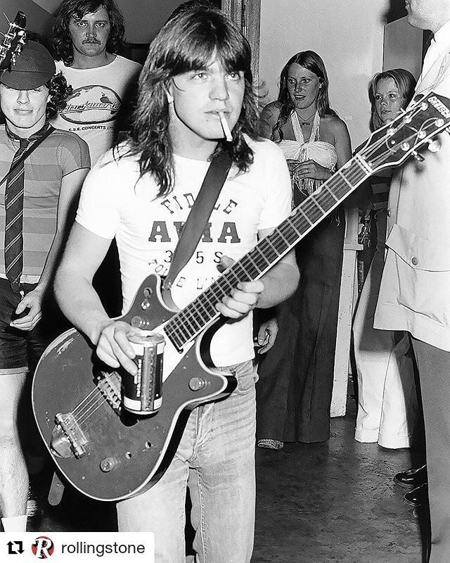 Malcolm Young, AC/DC malcolm young