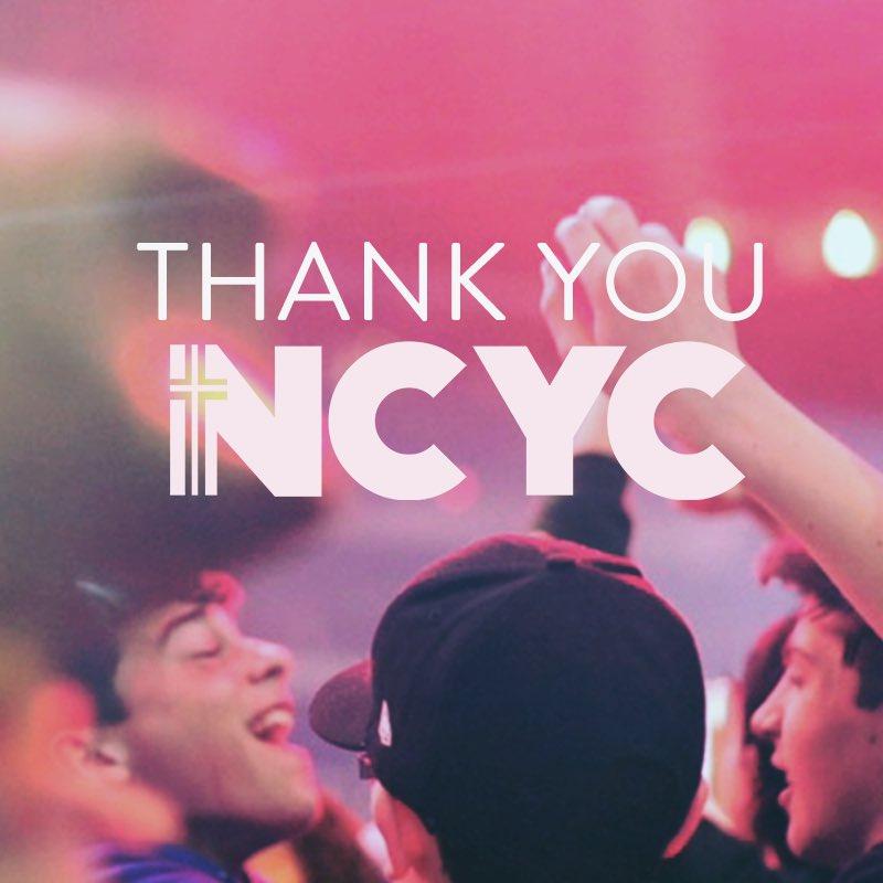 #NCYC