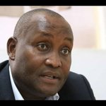 Nyeri governor, Dr. Wahome Gakuru is dead