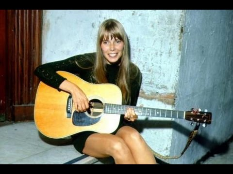 Joni Mitchell is 74 years old today. She was born on 7 November 1943 Happy birthday Joni!