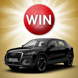 Win Audi Q2 Sedan Giveaway December 2017