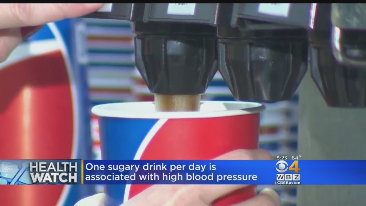 HealthWatch: Effects Of Sugary Drinks And The Importance Of Strength Training