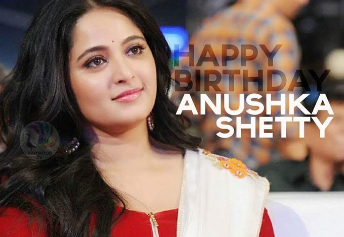 Happy birthday to you anushka shetty