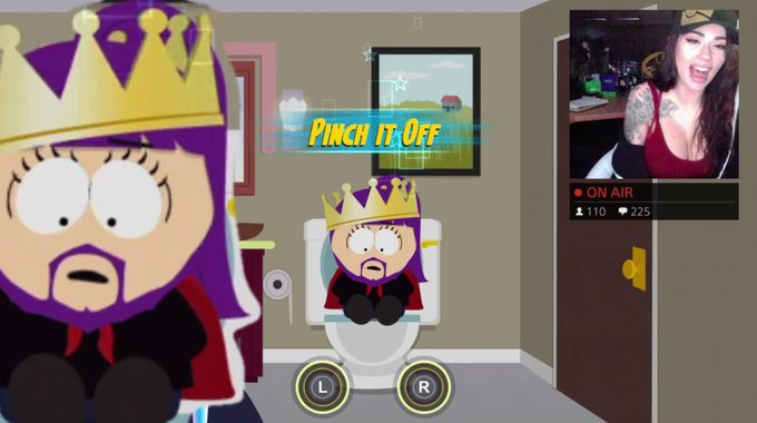 Cannot wait to play more of this game #SouthPark #FracturedButWhole https://t.co/DV1echEffG