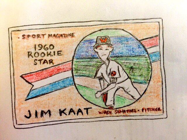 Happy birthday, Jim Kaat!
