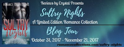 Sultry Nights Boxed Set On Tour #MFRWAuthor #Giveaway