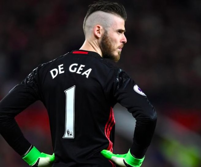 Happy 27th Birthday to David De Gea.   Best goalkeeper in the world right now?