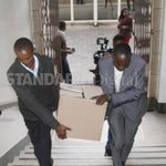 Uhuru's victory left in the hands of Supreme Court judges again