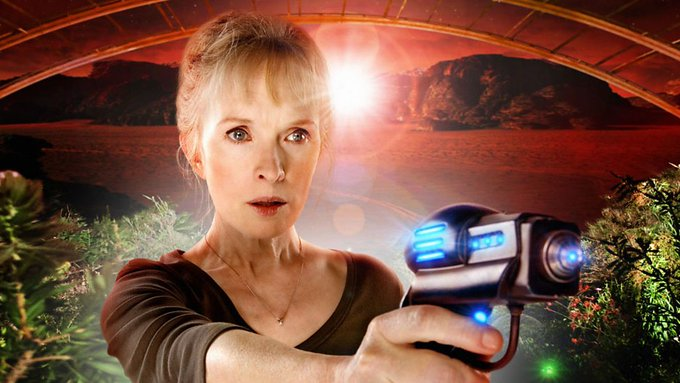 Happy Birthday to Lindsay Duncan who played Adelaide Brooke in The Waters of Mars.