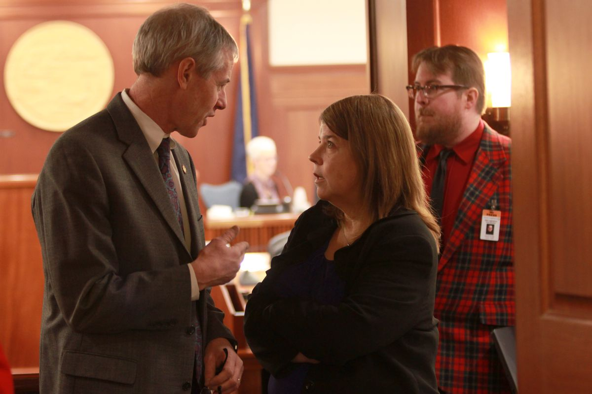 Alaska Legislature's rollbacks to SB 91 appear to teeter as special session drags on