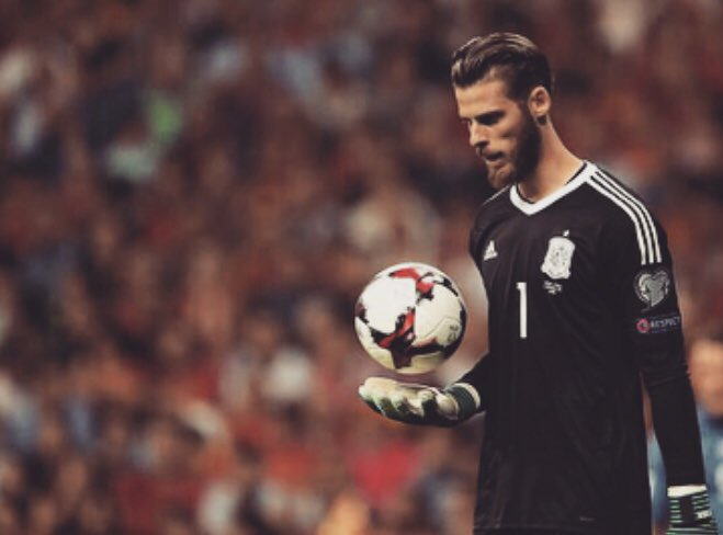 Feliz cumpleaños//Happy Birthday to Spanish Goalkeeper David De Gea!!