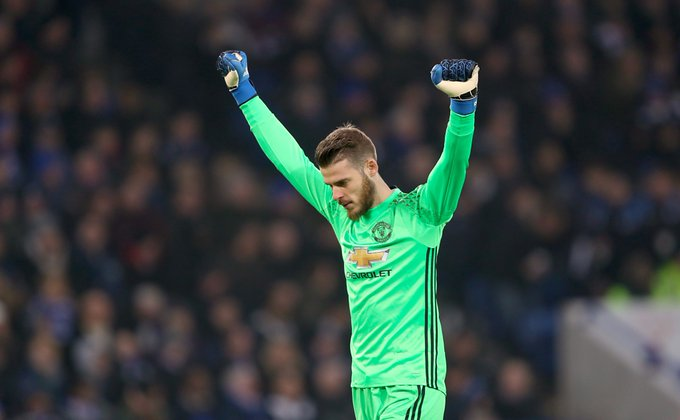 Happy 27th Birthday to David De Gea.   Arguably the best goalkeeper in the World.