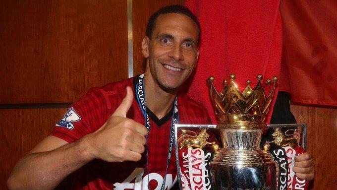Happy Birthday Rio Ferdinand  504 PL Appearances  11 Goals 6 Premier League Titles