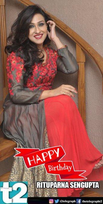 T2 wishes Rituparna Sengupta a very happy birthday! We love your big smile.