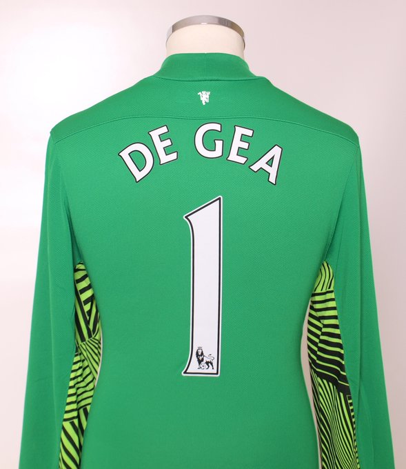 Happy Birthday to one of the best goalkeepers in the world... David De Gea!