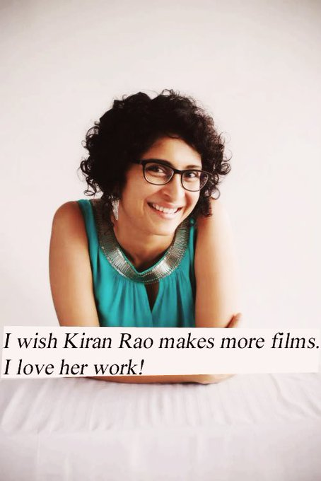 7th Nov Celebs Birthday Today STARS STARDOM Happy Birthday to Kiran Rao!!!