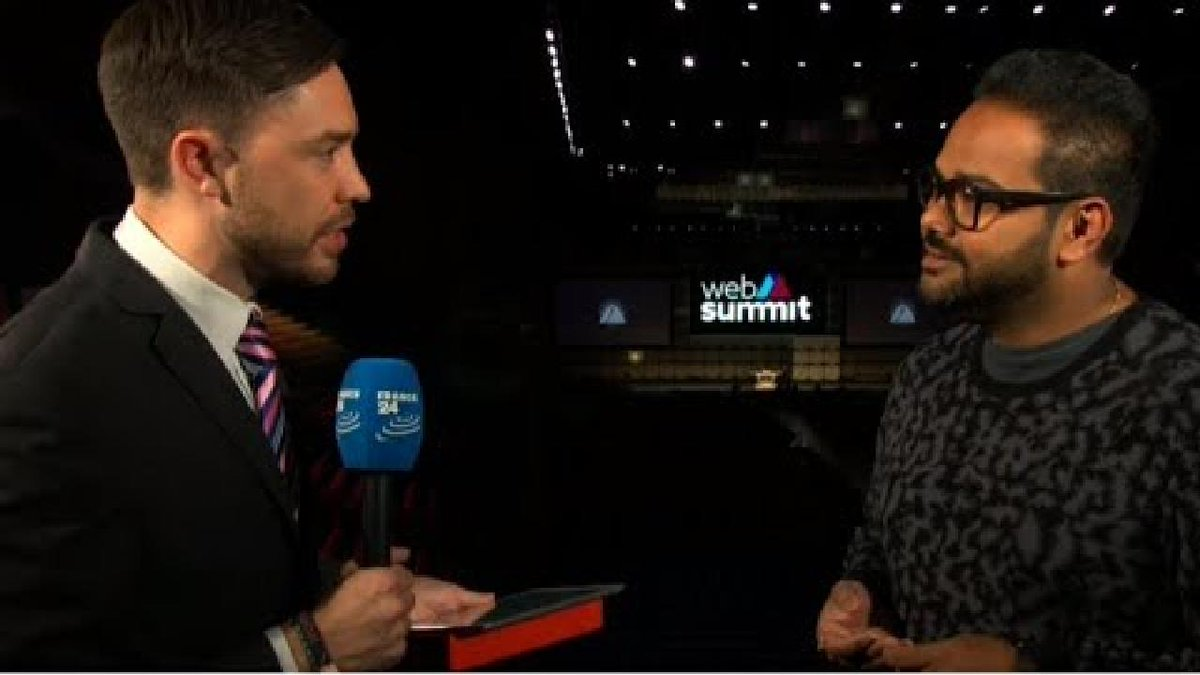 ?? Web Summit 2017: Who's afraid of new technology?
