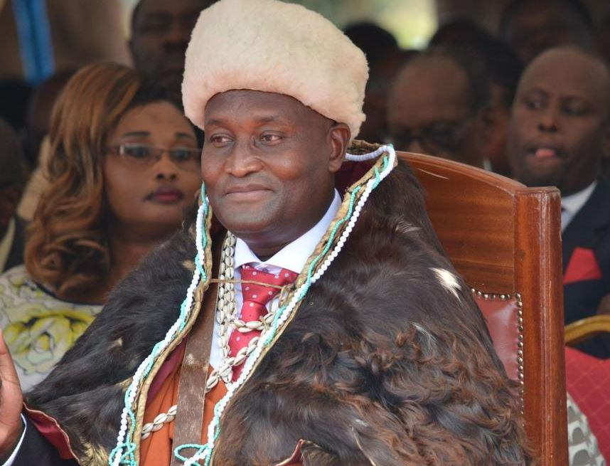 Nyeri Governor Wahome Gakuru dead after freak road crash