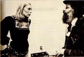 - Joni Mitchell on the Allen Ginsberg blog - Happy Birthday today Joni Mitchell -