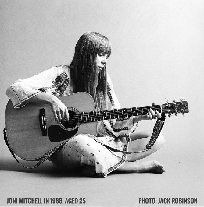 Happy Birthday Joni Mitchell x