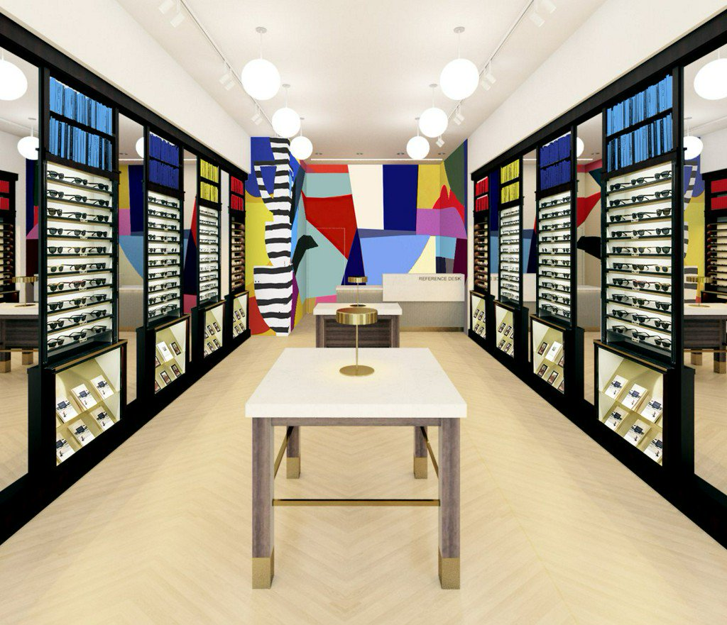 Warby Parker opens first-ever retail store in St. Louis
