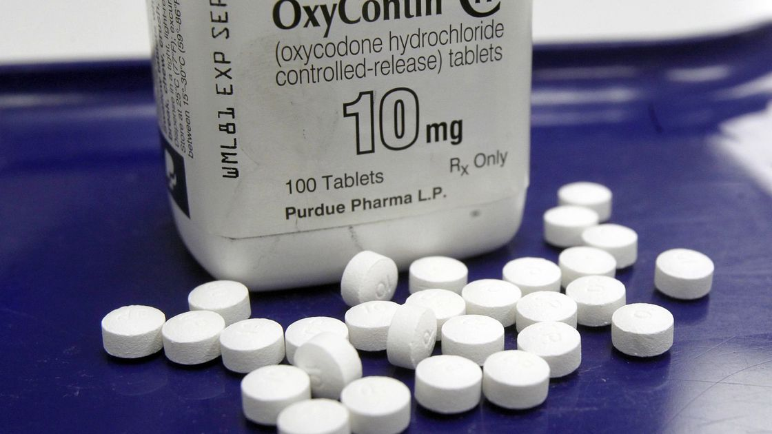 Lincoln County has highest rates of prescription drug use including opioids, report shows
